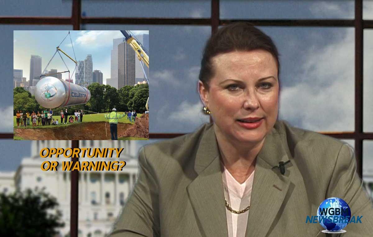 Celestia News Announcer