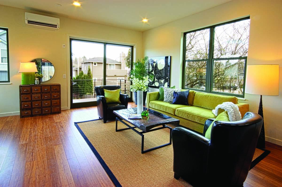FSC Bamboo Floors