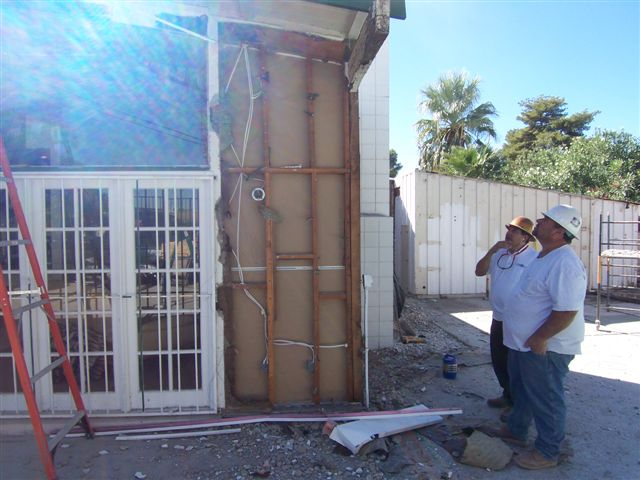 ReVISION House Vegas Construction