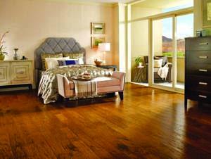 Armstrong floating hardwood floor