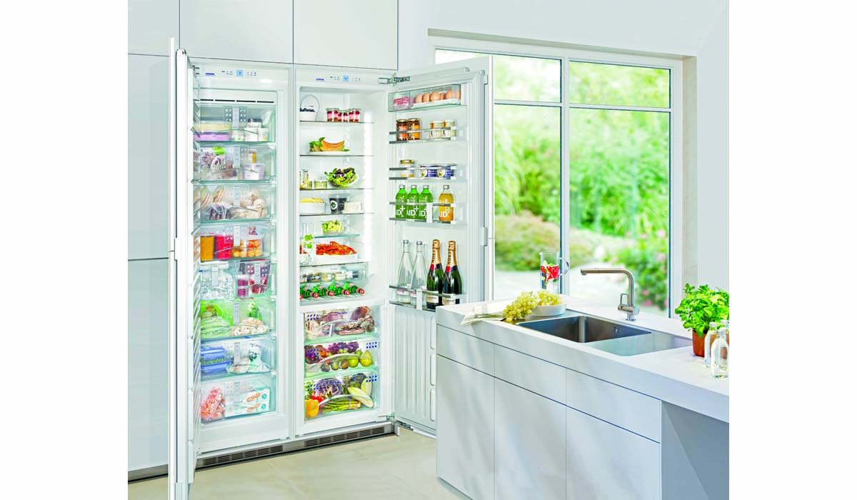 Liebherr Fully Integrated Refrigerators