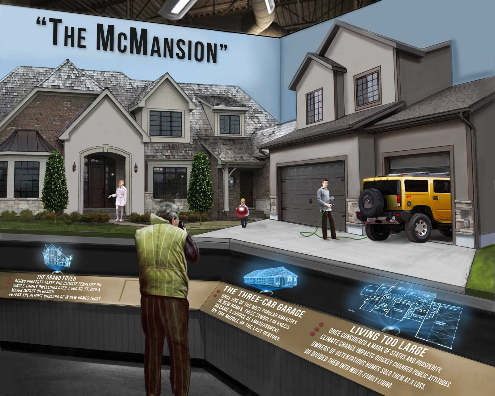 The Last McMansion