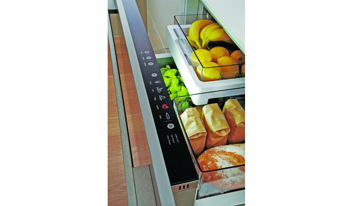Fisher & Paykel CoolDrawer Multi-Temperature Refrigerator
