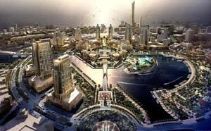 King Abduallah Economic City
