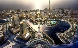 King Abduallah Economic City