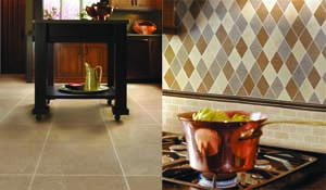 Crossville Recycled Tile