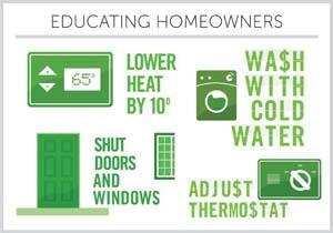 Educating Homeowners