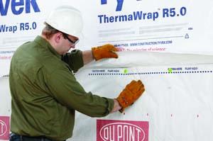 Dupont Tyvek Thermawrap R5.0