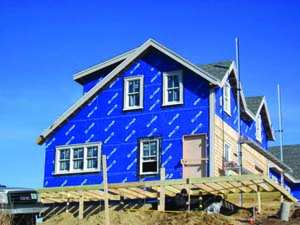 Housewrap: What's the Difference?