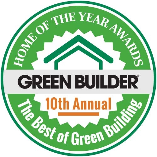 10th Annual Green Home of th Year Awards