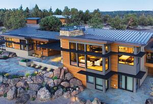 10th Annual Green Home of the Year Award Winner: Bluff Beauty