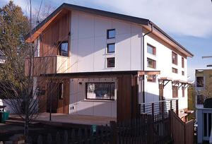 10th Annual Green Home of the Year Award Winner: Family Hostel