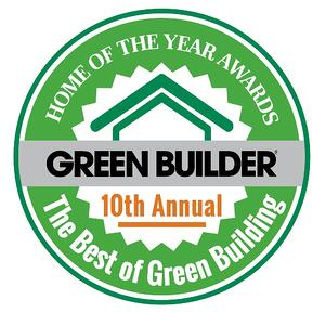Green Builder Media Congratulates our Home of the Year Winners!