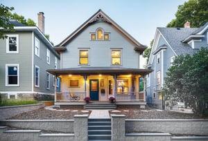 10th Annual Green Home of the Year Award Winner:Net Zero Victorian