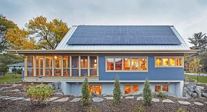 10th Annual Green Home of the Year Award Winner: OhmSweet Ohm