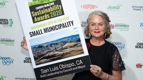 Heidi Harmon Small Municipality Award
