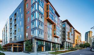 2020 Green Home of the Year Award Winner:Multifamily Masterpiece