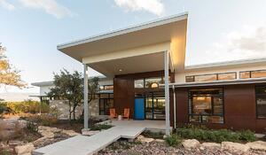 2020 Green Home of the Year Award Winner: Resilient Retreat