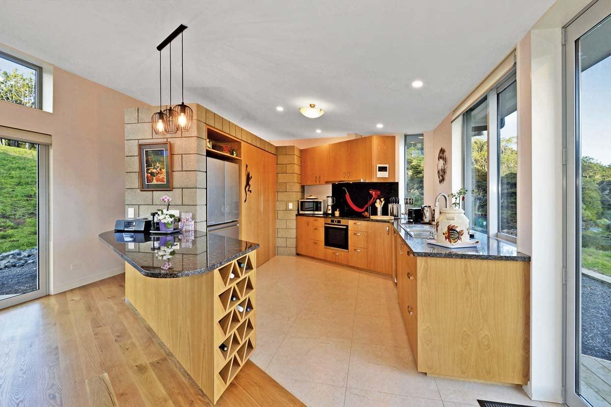 Upland Road House kitchen-web