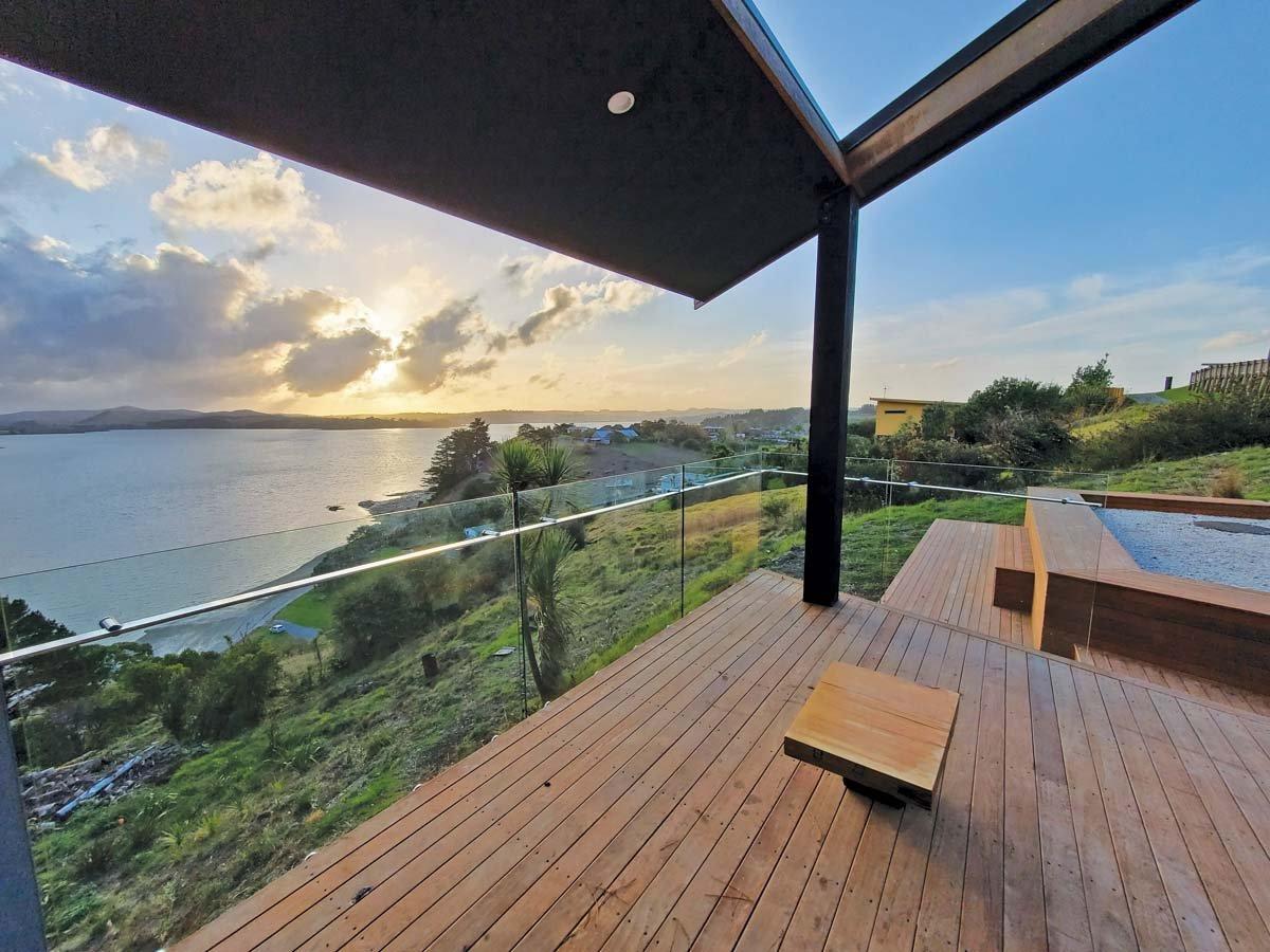 Optimal Efficiency view from deck