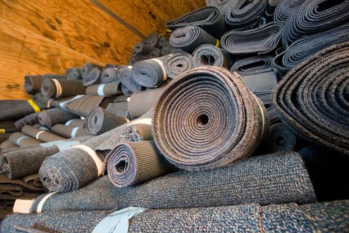 Carpet recycling ReCover