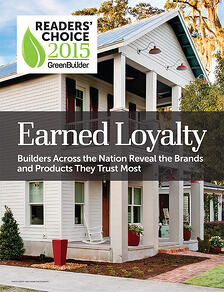 2015 Readers' Choice eBook from Green Builder Media