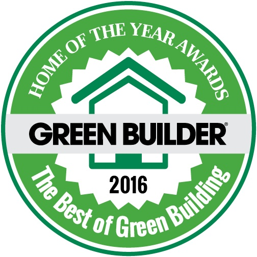 2016 Green Home of the Year