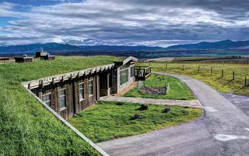 Montana Ranch Residence