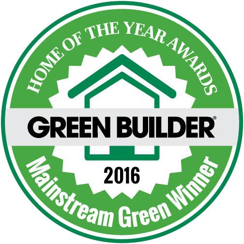 2016 Mainstream Green Award