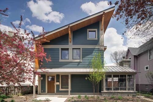 2016 Green Home Of The Year Award Winner Simply The Right