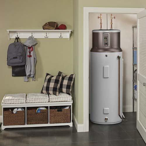GE GeoSpring Pro hybrid electric water heater
