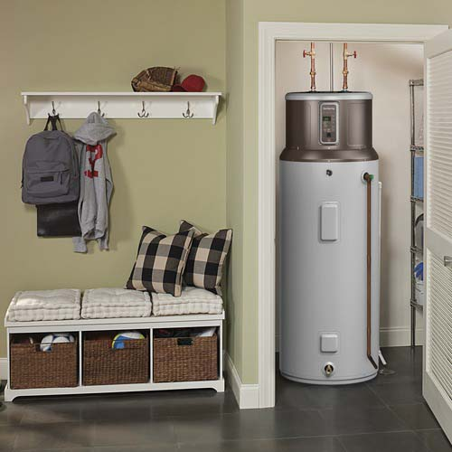 GE GeoSpring Pro hybrid electric water heater