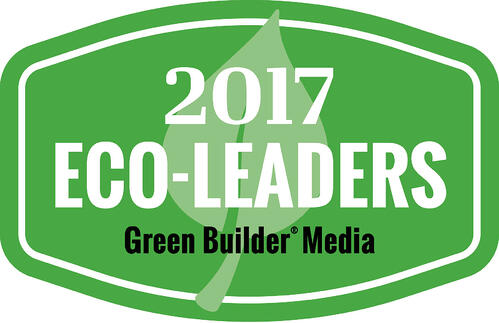2017 Green Builder Media Eco Leaders