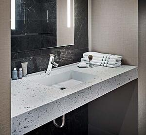 Formica Tinted Paper Terrazzo