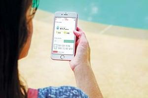 Franke StillPure Iphone App-49