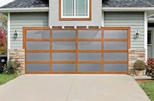 Overhead Door - Mod Aluminum