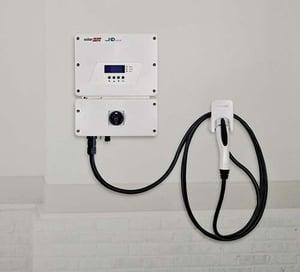 SolarEdge Inverter_EV_Charger