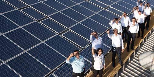 Bosch India solar 300 web