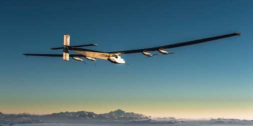 Dassault - Solar Impulse - cloud flight-web