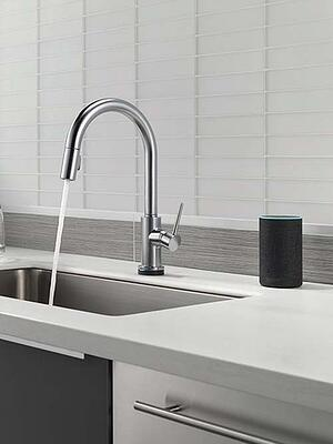 Delta Touch2O TechnologyTouch-Enabled Faucets