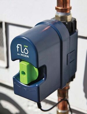 Flo by Moen Water Monitoring and Leak Protection System