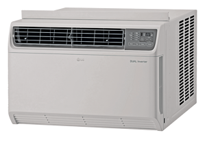LG Dual Inverter Smart Wi-Fi Enabled Window Air Conditioner