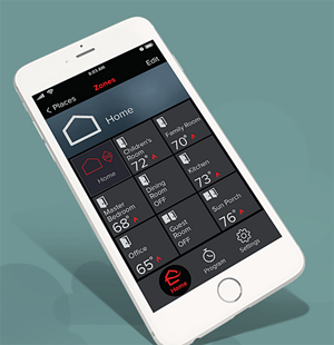 Mitsubishi Electric Trane HVAC US kumo cloud Mobile App