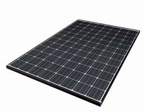 Panasonic Solar HIT AC Series Solar Panelwith Enphase Microinverter