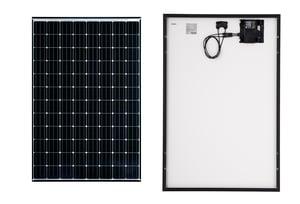 Panasonic Solar combined carousel