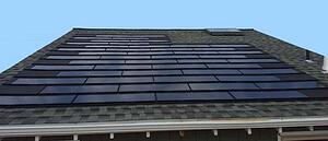 RGS Energy Powerhouse 3.0 Solar Shingle