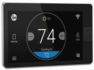 Rheem_EcoNet Smart Thermostat-Front-300