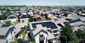 Solar Technology Leader Walks the Walk