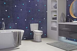 Nano Super-Efficient Toilet