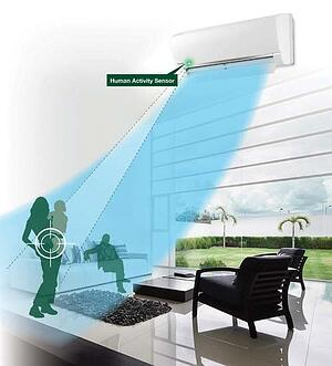 Panasonic ECONAVI sensor-web